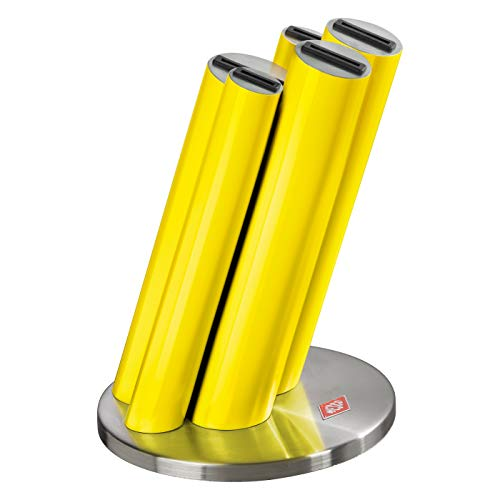 WESCO 322 681-19 Messerblock Knifepipe, Lemon Yellow