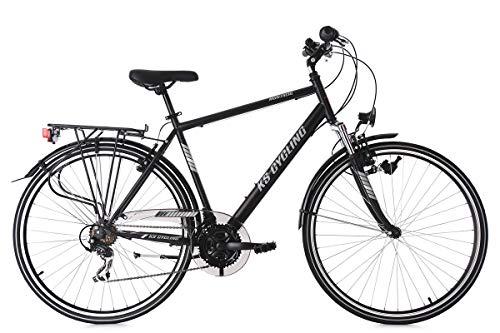 KS Cycling Trekkingrad Herren Montreal 28'' schwarz RH58cm