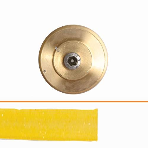Trafila in bronzo per Pasta Sfoglia per macchina pasta fresca professionale La Fattorina 1,5kg compatibile con FIMAR MPF 1,5