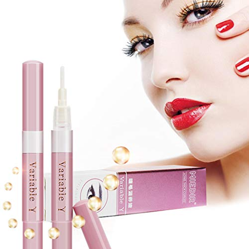 S-TROUBLE Wimpern Augenbrauenwachstum Liquid Mascara Dick und Long Nourish Care Enhancer