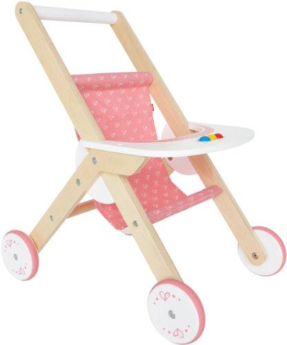 Hape hoge stoel Poppenwagen 1.0000