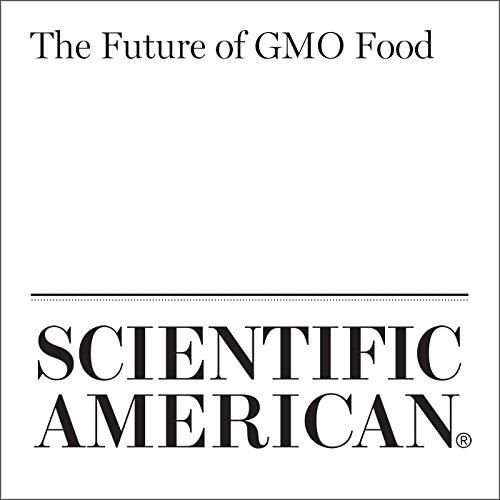 The Future of GMO Food copertina