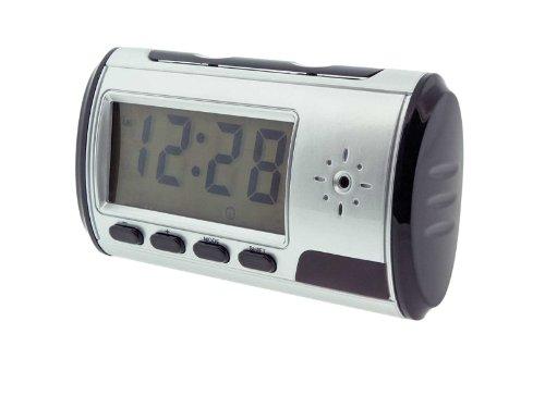 Mini Reloj Despertador Oculta CAM