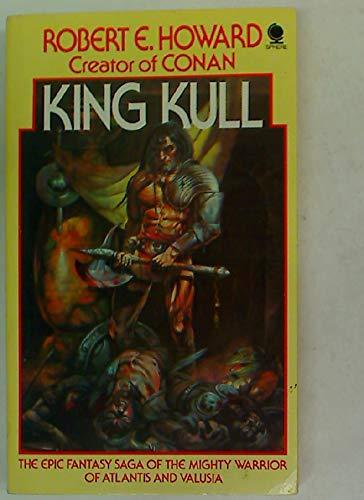 King Kull 0722147163 Book Cover
