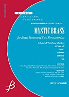 ENMS84335 管打八重奏 ミスティックブラス ジェリーグラステイル (ブレーン・アンサンブル・コレクション)