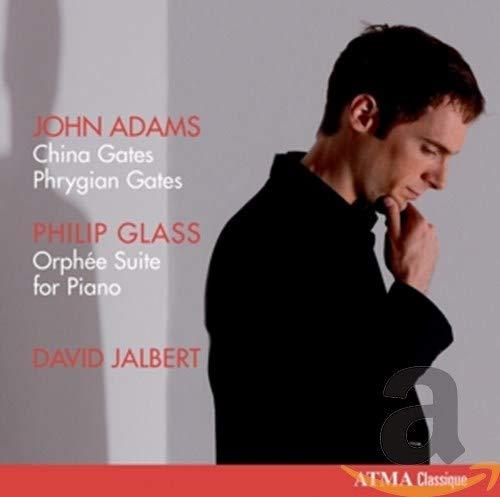 David Jalbert Interprète John Adams & Philip Glass