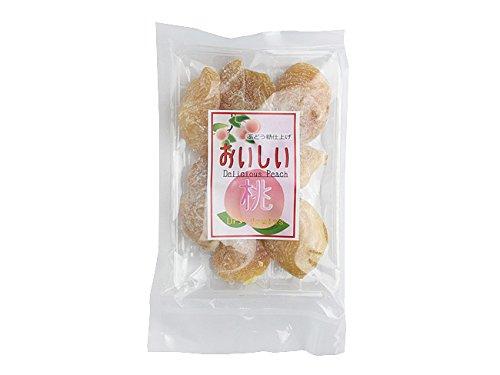 おいしい桃200g(ドライフルーツ)(ぶどう糖仕上げ)お茶菓子としてや、小腹が空いたときにピッタリの商品!やみつきになる味に仕上がっております。ぜひ一度ご賞味を