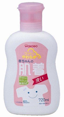 アサヒグループ食品 和光堂 赤ちゃんの肌着洗い 70mL [5216]