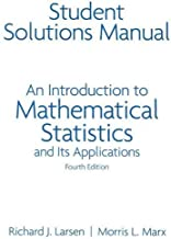 Best student solutions manual mathematical statistics with applications Reviews
