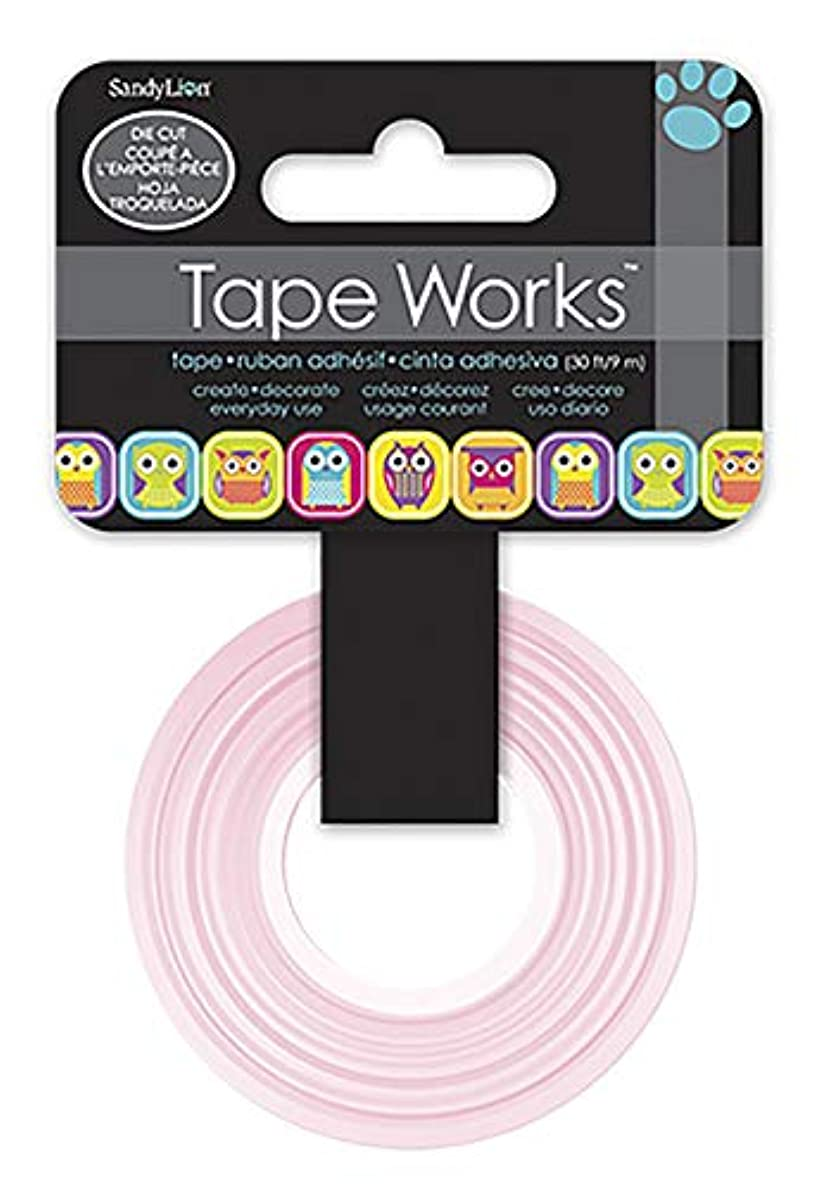 Tape Works Owls Die Cut Tape