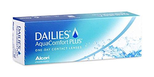 Dailies AquaComfort Plus Tageslinsen weich, BC 8.7 mm/DIA 14.0 mm / -11.5 Dioptrien, 30 Stück