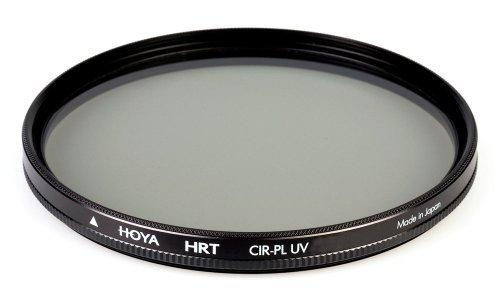 Hoya - Filtro de 77mm polarizante Circular y UV HRT Screw-in