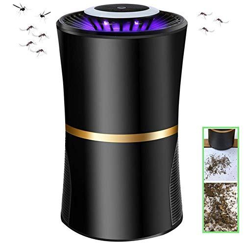 XXCC Lampe Anti-Moustique Lampe Anti-Moustique Intérieur Photocatalyseur inhalé Prise Intelligente à LED Fly Kille Moustiques Inhalateur Piège à Insectes Répulsif à Insectes