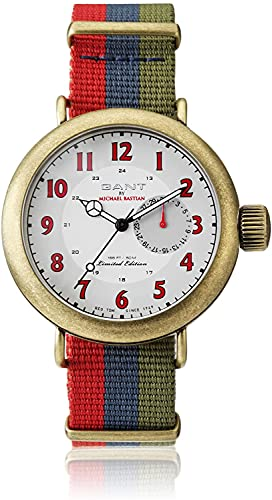 GANT Reloj con Movimiento Miyota Man Michael Bast 38 mm
