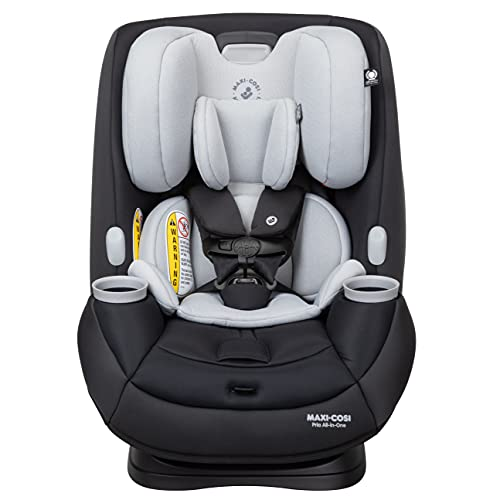 Product Image of the Maxi-Cosi Pria All-in-1 Convertible Car Seat, After Dark