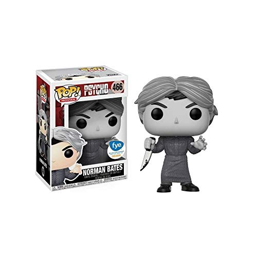 Funko Pop! Psicosis: Norman Bates Exclusivo