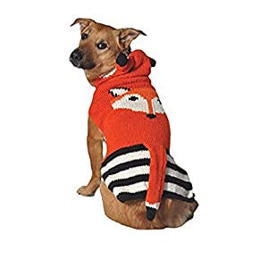 Chilly Dog Foxy Hoodie, Large