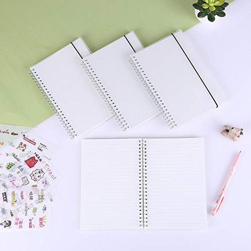 Diario Cuaderno A5 Notebook Notebook Pp Bobina Comercial