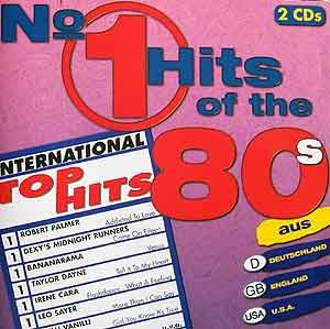 32 Tophits from the 80 (CD, Various) bananarama venus / koreana hand in hand / diana ross upside down / gwen guthrie ain't nothing going on but the rent / level 42 lessons in love / jesse johnson crazay / gap band burn rubber on me u.a.