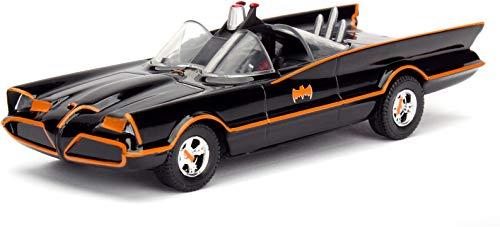 Jada Toys - Batmóvil de 1966 - 1:32