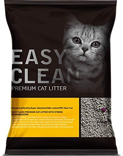 Emily Pets Sri Fresh Scented Bentonite Cat Litter (Lemon), 5 L