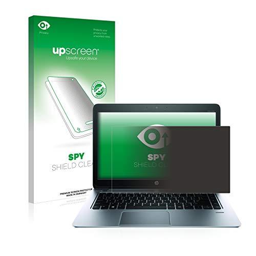 upscreen Anti-Spy Blickschutzfolie kompatibel mit HP EliteBook Folio 1040 G1 Privacy Screen Sichtschutz Bildschirmschutz-Folie