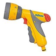 Hozelock 2684P0000 Multi Spray Gun Plus, Grey, Red, Yellow, 9.0 cm*25.4 cm*15.0 cm