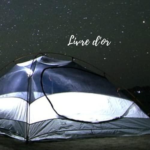 livre d'or camping: Livre d'or du mobile-home: livre d'or pour mobile-home/vacances/camping/bungalow/caravane