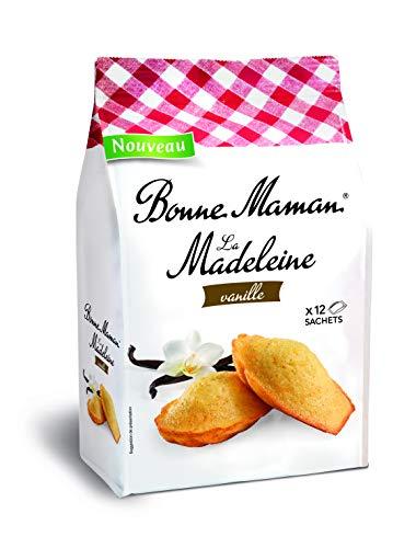 Bonne Maman Madeleine mit Vanille 300g, 12 Stück