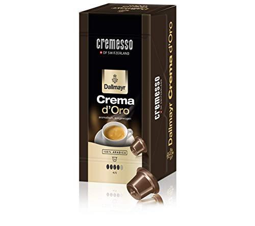 Cremesso Delizio Kaffekapseln Dallmayr prodomo 6x16 Kapseln