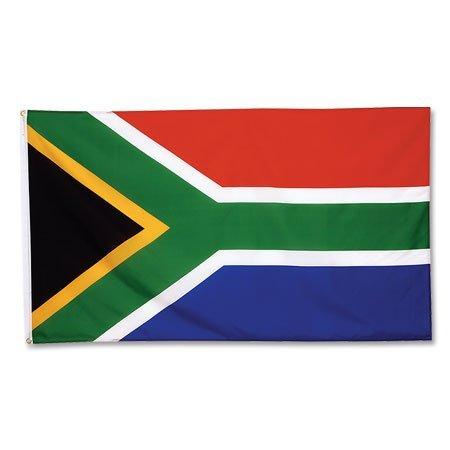 Südafrika Flagge Fahne 90 * 150 cm by Pro-Mex