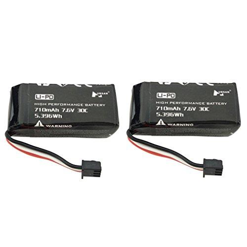 Feketeuki Mini RC Lipo Batterie Safe Guard Protector Protection Sacs de Charge 22 x 18 cm