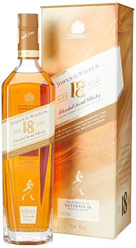 Whisky Johnnie Walker Ultimate, 18 Anos, 750ml