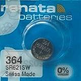 Renata Uhrenbatterie SP 364...