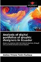 Analysis of digital portfolios of graphic designers in Ecuador