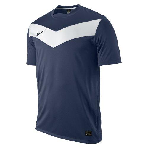 Nike Herren Trikot Victory Game Jersey, Midnight Navy/White, XXL, 413146-411