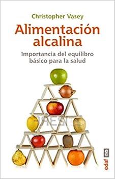 Paperback Alimentacion Alcalina [Spanish] Book