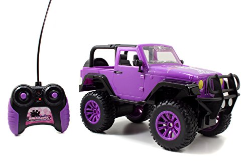 Jada Toys GIRLMAZING Big Foot Jeep R/C...