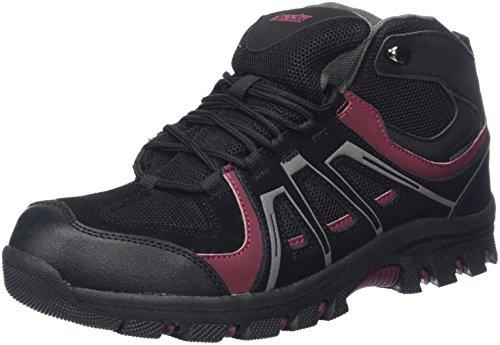 Gregster Egge, Chaussures de Randonnée Hautes Homme, Noir (Schwarz), 43 EU