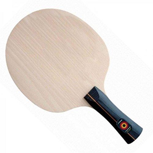 STIGA J.M. SAIVE Control Table Tennis Blade, FL Handle