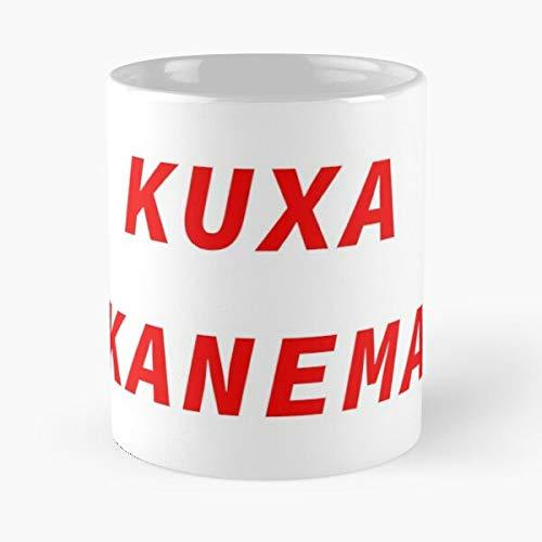 Cinephilia Kanema Mozambique Cinema Comunista Socialist Cinephile Kuxa Mozambique World Eat Food Bite John Best Taza de café de cerámica de 315 ml