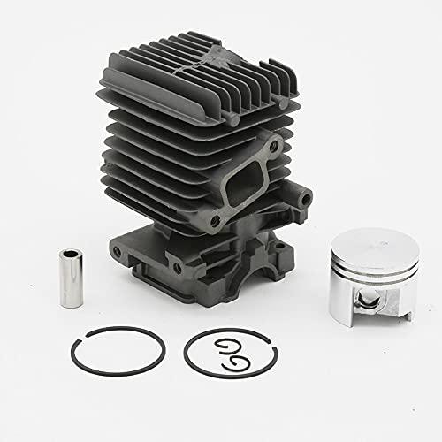 Conjunto de pistón de cilindro de 37 mm para Stihl MS 192 MS192 C MS192T MS192TC MS192TC-E MS192TC-E S192T-Z piezas de repuesto para motosierra de gas