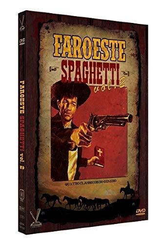 Faroeste Spaghetti Volume 2 - 2 Discos [DVD]