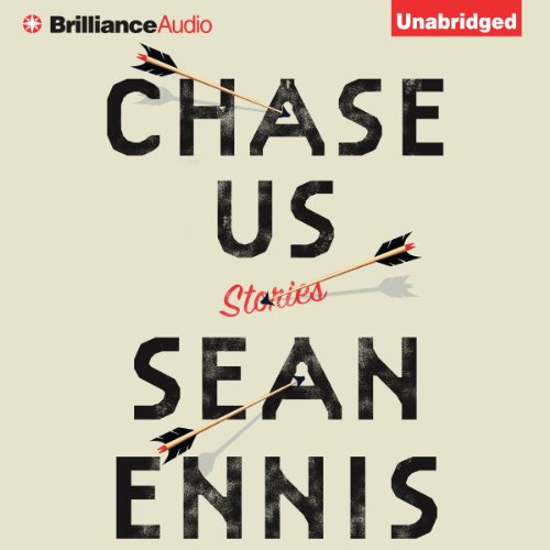 Chase Us audiobook cover art