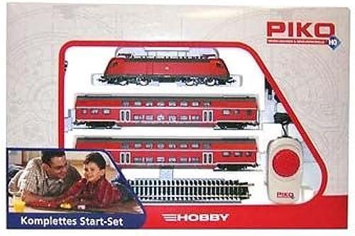 ventas en linea Piko 57171 BR 182 - Maqueta de tren de de de pasajeros de doble altura (vía H0)  presentando toda la última moda de la calle