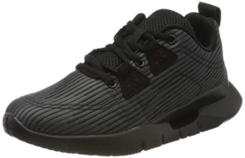 Hummel Training 400, Zapatillas Unisex Adulto, Negro (Black 2001), 37 EU