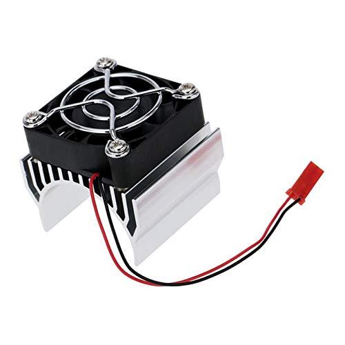 SM SunniMix Ventilador de Refrigeración del Fregadero para 1/10 540/550 Eléctrico