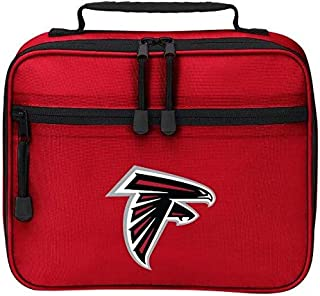 """Officially Licensed NFL """"Cooltime"""" Lunch Kit Bag, 10"""" x 3"""" x 8"""", Multi Color"""
