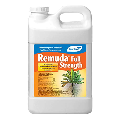 Monterey Remuda Full Strength, Non-Selective Post Emergence Herbicide