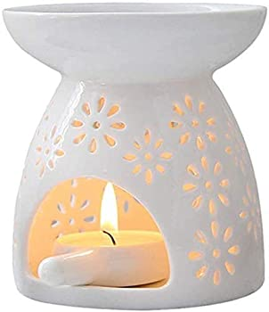 essential oil candle diffuser